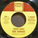 EDDIE KENDRICKS~Boogie Down~Tamla 54243F (Soul) VG+ 45