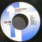 RICHARD MARX~Angelia~EMI USA 50218 VG+ 45