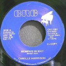 CAMILLE HARRISON~Memphis in May~CRC 1001 Promo VG+ HEAR 45