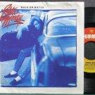 EDDIE MONEY~Walk on Water~Columbia 08060 (Hard Rock)  45