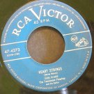 EDDY ARNOLD~Heart Strings~RCA Victor 4273  45