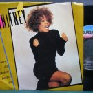 WHITNEY HOUSTON~Where Do Broken Hearts Go~Arista 9674 (Soul)  45