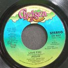 JIGSAW~Love Fire~Chelsea 3037 (Soft Rock)  45