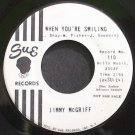 JIMMY MCGRIFF~When You're Smiling~Sue 110 (Funk) Promo VG+ 45