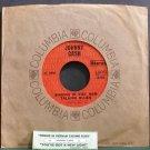 JOHNNY CASH~Singing in Viet Nam Talking Blues~Columbia 45393 VG+ 45