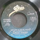 MICHAEL JACKSON~Don't Stop 'Til You Get Enough~EPIC 50742 (Disco) VG+ 45