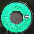 ROCKY BURNETTE~Tired of Toein' The Line~EMI America 8043 (Rock & Roll) VG++ 45