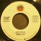 STARS ON 45~Stars on 45~Radio 3810 (Synth-Pop) M- 45