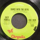 COZY POWELL~Dance with the Devil~Chrysalis 2029 (Hard Rock) VG+ 45