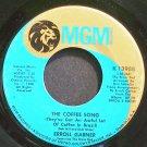 ERROLL GARNER~The Coffee Song~MGM 13988 (Big Band Swing)  45