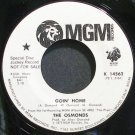 OSMONDS~Goin' Home~MGM 14562 Promo 45