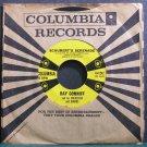 RAY CONNIFF~Schubert's Serenade~Columbia 41242 (Easy Listening) VG+ 45
