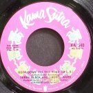 TERRY BLACK & LAUREL WARD~Goin' Down (On the Road to L. A.)~Kama Sutra 540 (Soul) VG+ 45
