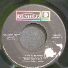 THREE DOG NIGHT~Easy to Be Hard~ABC/Dunhill 4203 VG+ 45