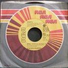 TOMITA~Baba Yaga (Hut on Fowls' Legs)~RCA 10296 (Electronica) Promo M- 45