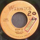 JOHNNY & THE HURRICANES~Beatnik Fly~Warwick 520X (Instrumental Rock) Canada 45