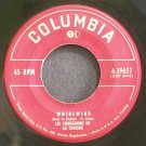 LES COMPAGNONS~Whirlwind~Columbia 39657 (Chanson)  45