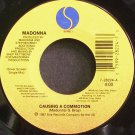 MADONNA~Causing a Commotion~Sire 28224 (Synth-Pop) VG+ 45