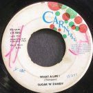 SUGAR 'N' DANDY~What a Life!~Carnival CV.7015 UK 45