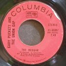 GARY PUCKETT & THE UNION GAP~The Beggar~Columbia 45097 VG+ 45