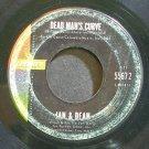 JAN & DEAN~Dead Man's Curve~Liberty 55672 (Surf Rock)  45