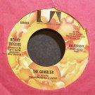 KENNY ROGERS~The Gambler~United Artists UA-X1250-Y VG+ 45