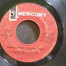 SPANKY & OUR GANG~Making Every Minute Count~Mercury 72714 (Folk-Rock)  45