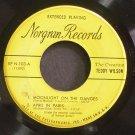 TEDDY WILSON~The Creative Teddy Wilson~Norgran EP N-103 (Piano) Rare HEAR 45 EP