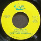 MARTINEZ CARMANY~Night and Day~Nebo 45-NEB-1001 (Soft Rock) VG++ 45
