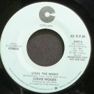 STEVIE WOODS~Steal the Night~Cotillion 46016 (Soul) Promo VG++ 45