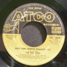 BEE GEES~New York Mining Disaster 1941~ATCO 13079  45