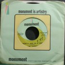 CARL VAUGHN~From a Jack to a King~Monument 45-1132 M- 45