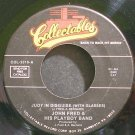 JOHN FRED & HIS PLAYBOY BAND~Judy in Disguise~Collectables 3315 (Rock & Roll)  45