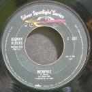 JOHNNY RIVERS~Memphis~Capitol 101 (Rock & Roll)  45