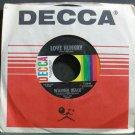 WARNER MACK~Love Hungry~Decca 723846 M- 45
