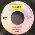 MELLO KINGS~Tonite, Tonite~Herald 502 (Doo-Wop)  45