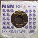 DAVID ROSE~The Stripper~MGM 13064 (Big Band Swing) VG+ 45