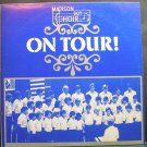 MADISON BOY'S CHOIR~On Tour!~Private Press  VG+ LP