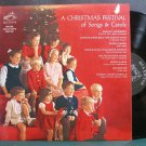 VARIOUS~A Christmas Festival of Songs & Carols~RCA Victor 170 (Christmas) VG+ LP