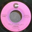 CERRONE~Love in 'C' Minor~Cotillion 44215 (Soul) VG+ 45