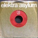 EDDIE RABBITT~Drivin' My Life Away~Elektra 46656 VG+ 45