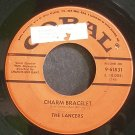 THE LANCERS~Charm Bracelet~Coral 61831  45
