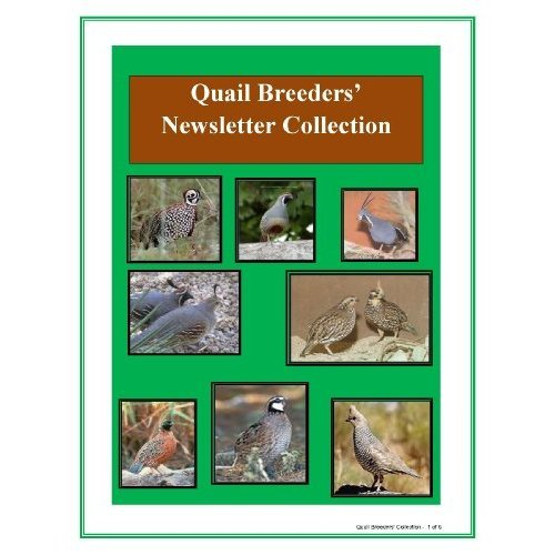 The Quail Breeders' Newsletter Collection (CD-ROM) by Leland Hayes
