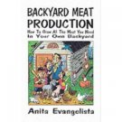 Backyard Meat Production (Paperback)