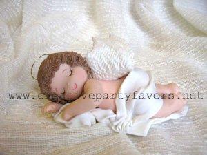 Sleeping Angel Centerpiece: