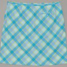 AMERICAN EAGLE Women's stretch straight plaid above the knee length skirt 14 reg