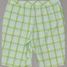 THE LIMITED Women's plaid shorts 12