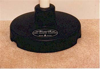 6 Pole Bending Bases High Country Plastics AQHA approved ON SALE