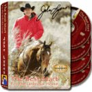 John Lyons The Best Start for Your Unbroke Horse 4 DVDs