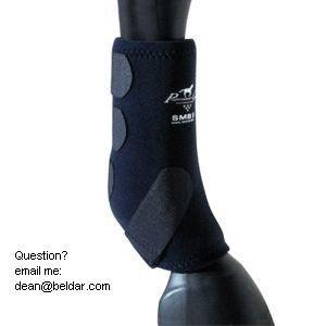 BLACK Professional's Choice SMBII Boots Medium professionals Prof SMBII-100 M SMB SPORT